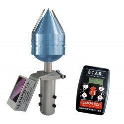 STAR® 210 Evolution testable lightning rod ESE