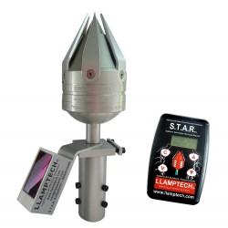 STAR® 645 Evolution testable lightning rod ESE