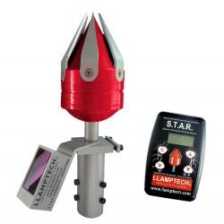 STAR® 660 Evolution testable lightning rod ESE